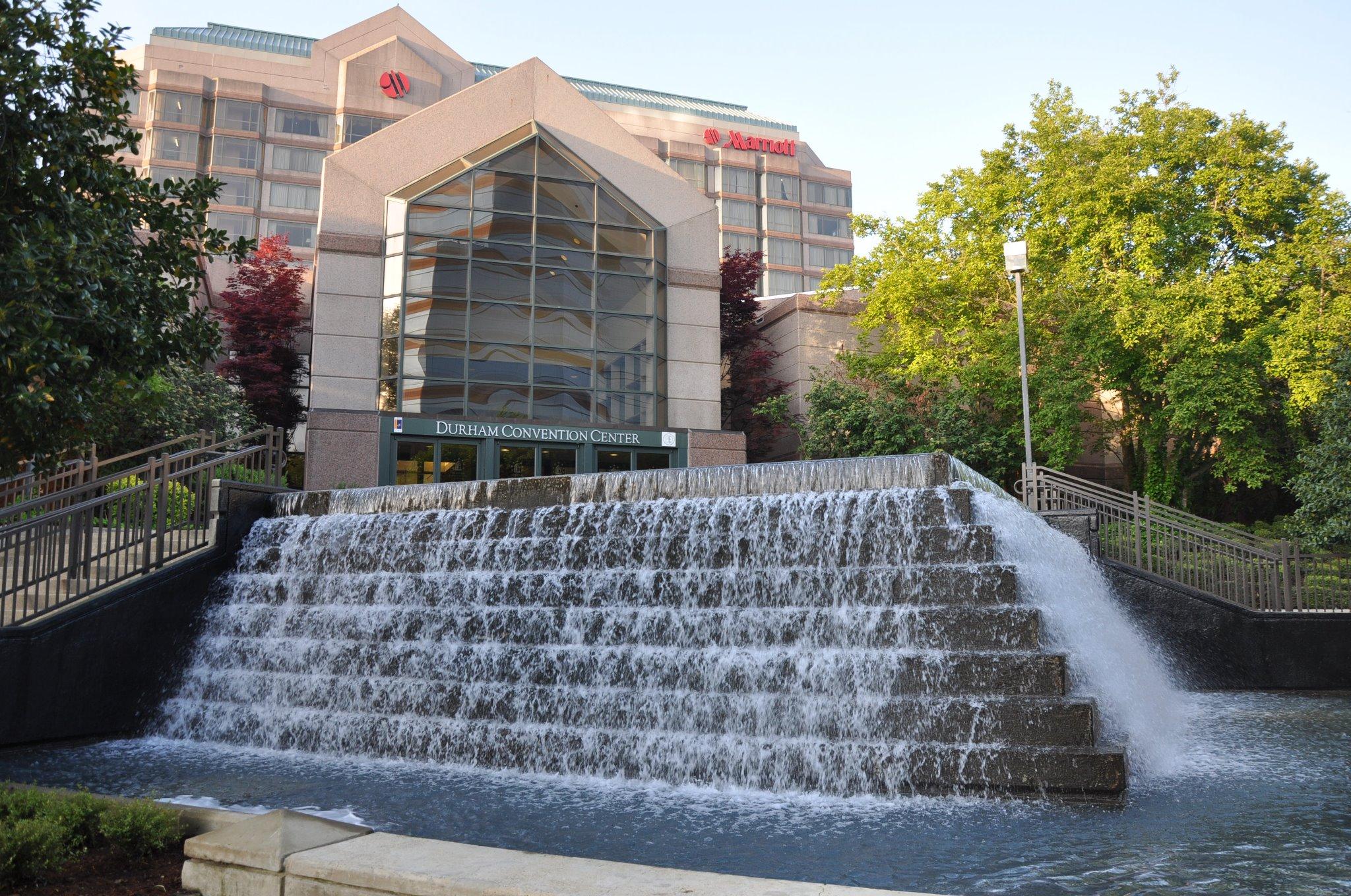 History Durham Convention Center